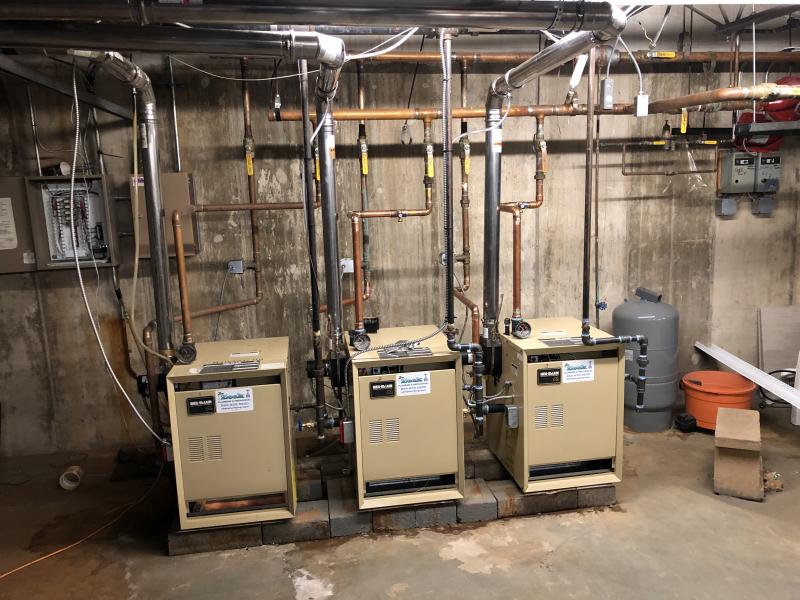 Boiler Installation (After)