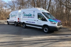 Branded, Fully Equipped Trucks - Plumbing Supplies