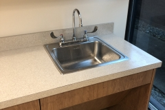 exam-room-sink-installed